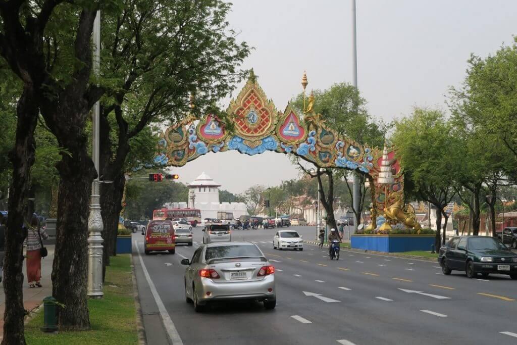 Bangkok Tajlandia - wrażenia z Tajlandii