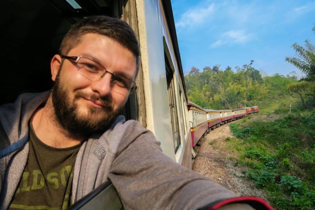 tajlandia kolej w tajlandii tajski pociąg
