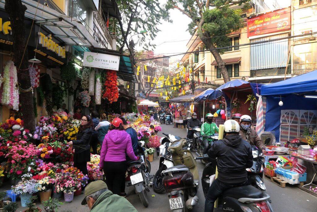 wietnam azja podróże hanoi
