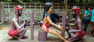 Piekielny Ogród – czyli czym straszy się tajskie dzieci