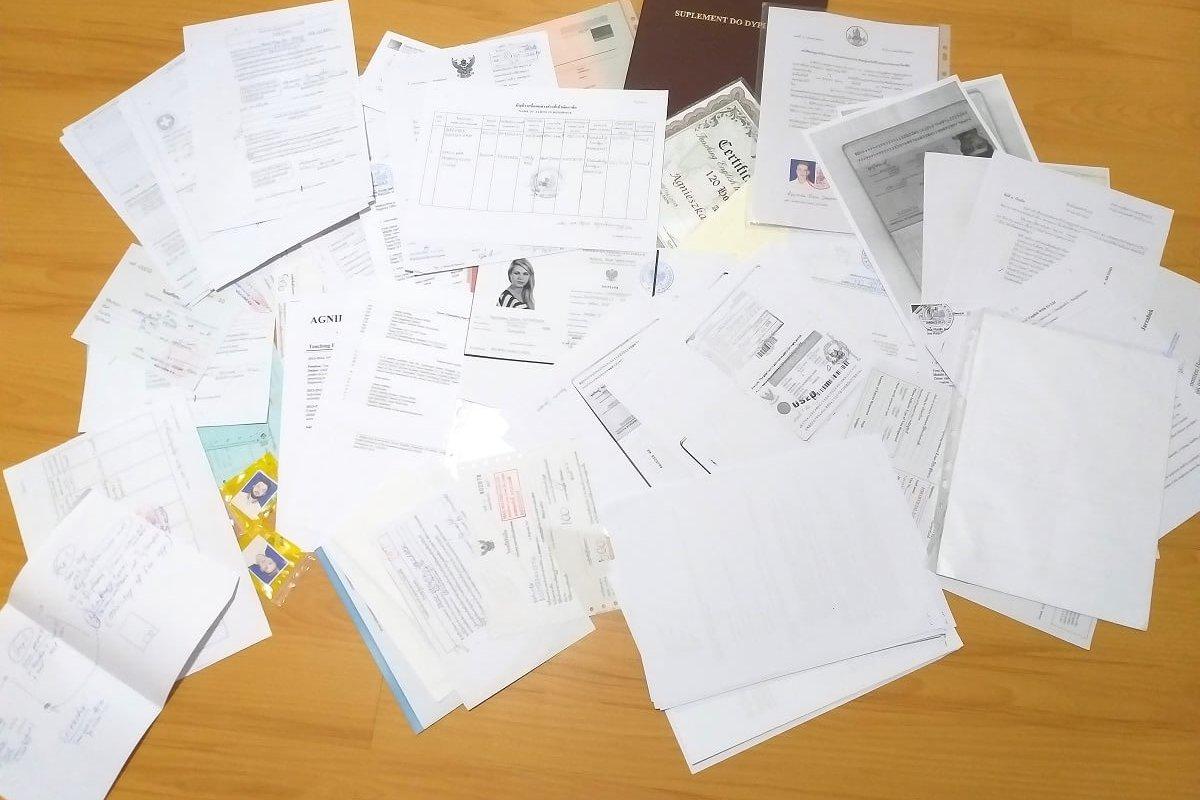W papierowej dżungli – czyli tajska biurokracja